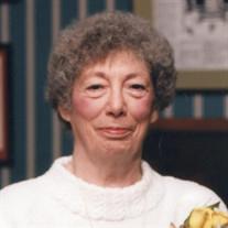 Mrs Doris Dean Patterson