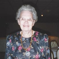 "Marjorie ""Margie"" E. (Prall) Snyder"