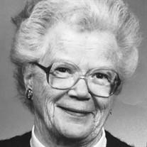 Mrs. Elizabeth  McCracken Ross