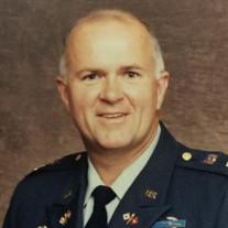 """Col. Robert """"Bob"""" L. Forrester"""