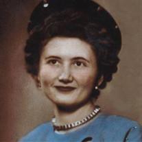 Edna Geraldine West