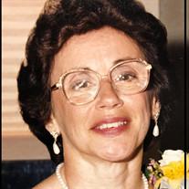 """Roberta  J. """"Bobbie"""" Sylvia"""
