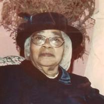 Christine Savannah Reid Holmes
