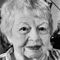 Margaret Ann Jackson