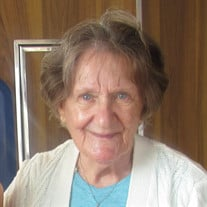 Mrs. Patricia Gale Linsbeck