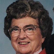 Edna M. Myers Holden