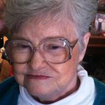 Margaret Jean Wisdom