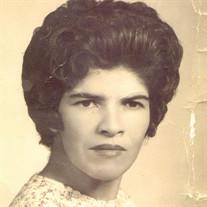 Mrs. Martina Enriquez De Castaneda