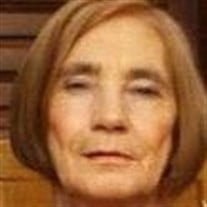 "Carol Joan  ""Nunnie"" Brown"