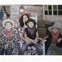 Maria Menjivar Saldana Family