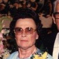 Mrs. Myrle Mixon Sparks
