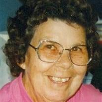 Martha Mae Myers