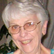 Ann McCarthy Benton