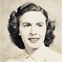 Marian Genne Allen (nee Beattie)