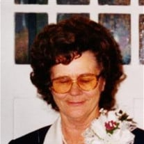 Betty Ruth Gardner