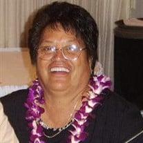 Patricia Mapuana KalaniKau