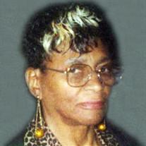 Mrs. Elnora Vaughn