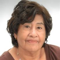 Maria Remedios Martinez Cabral
