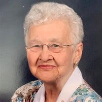 Mrs. Winifred Lane