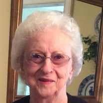 Mrs. Martha Marie Griffin  Wingate