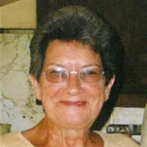 Shirley Mae (Crabill) Leach