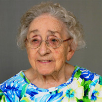 Verna Ruth (Suter) Hevener