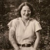 Irene Johanna Muir