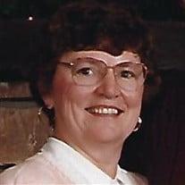 Mrs. Sally A. Lotz
