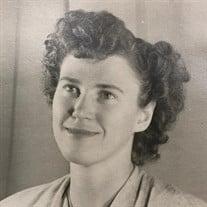 Wanda Corrine Fourier