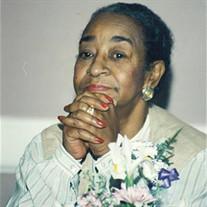Mrs. Lena D. Mills