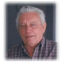 Harry Donald Foster Blackburn