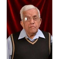 Chunilal Morriswala