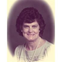 Mary Mae Newstrom
