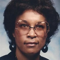 Mrs. Betty Jean Jones-Bluitt