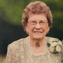 Mary Opal McPeake Barker