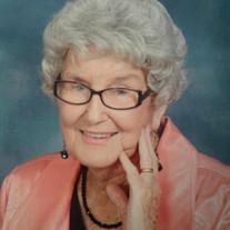 Jane Esther Garrett