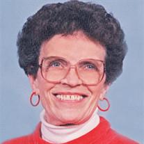 Gloria Ann August