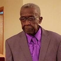 Rev. Ellis Charles Climes, Jr