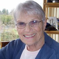Hazel Naomi Wilkins