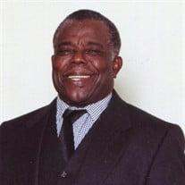 Rev. Ralph A. Green
