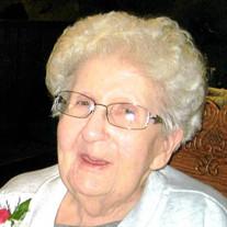 Verna Mae Bronkhorst