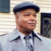 Isiah Trimava Hodge Sr.