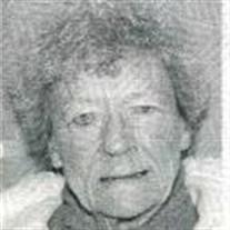 Viola Ann Huevonin Dimock