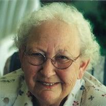 Margaret Webber