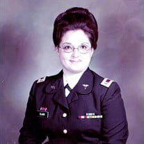 Lt. Col. Willa Ray Podgornoff