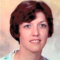 Christine Ross Climer, of Jacks Creek