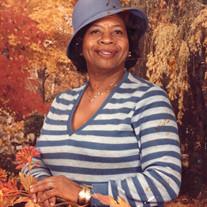 Pearlie Mae Tillery