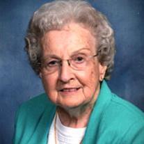 Mrs. Rosetta Adams