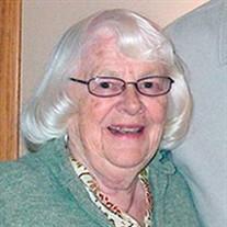 Mrs. Verlane Marilyn Miller