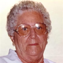 Mrs. Shirley Kimball-Holland Nellis